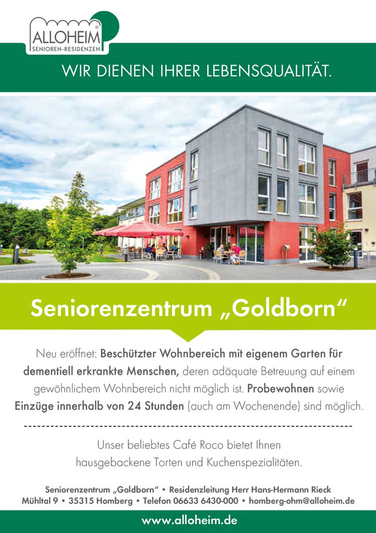 Seniorenzentrum Goldborn