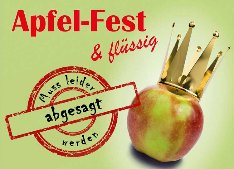 Absage-Stadtfest